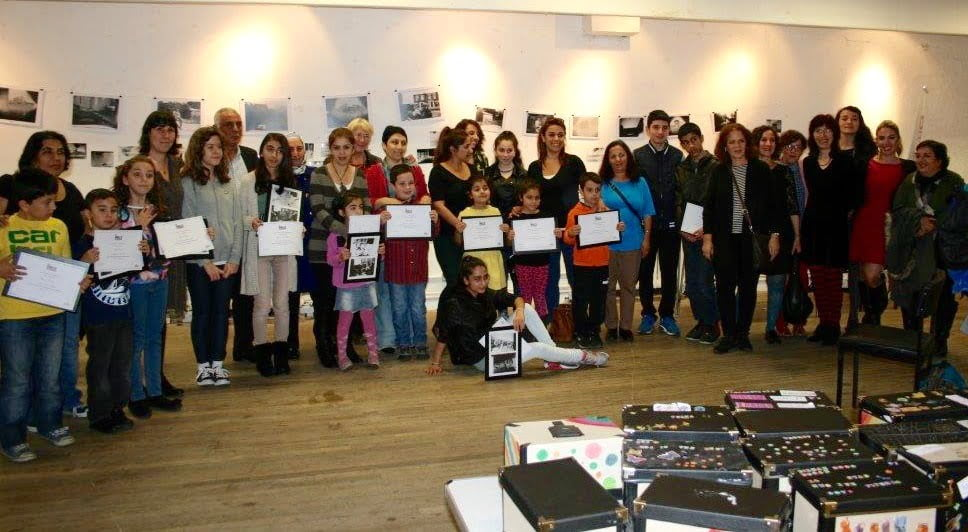 PINHOLE Photography Exhibition by Young Refugees